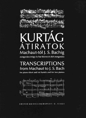 Transcriptions from Machaut to J.S. Bach