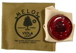 Melos viola rosin - light