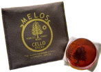 Melos cello rosin, sticky