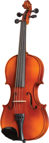 Core Academy Violin shop-adjusted with ebony pegs and real inlaid purfling 1/8 to 4/4 sizes