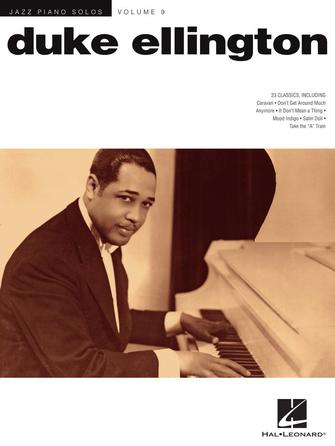 Duke Ellington Jazz Piano Solos Series Volume 9