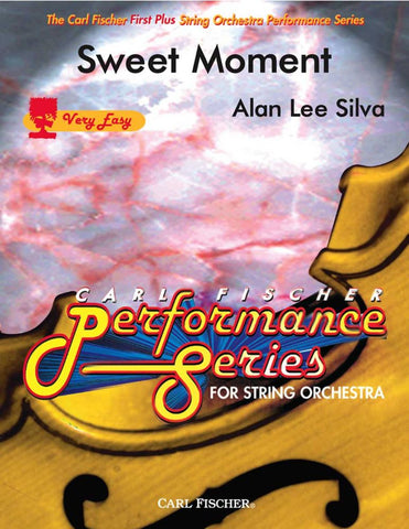Sweet Moment for string orchestra by Alan Lee Silva (composer)