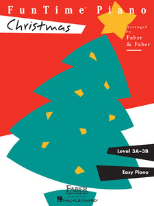 FunTime® Piano Christmas Level 3A-3B