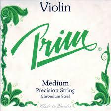 Prim 4/4 Violin SET SOFT STEEL