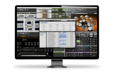 Pro Tools 1 Year Subscription Institutional (no Iok)