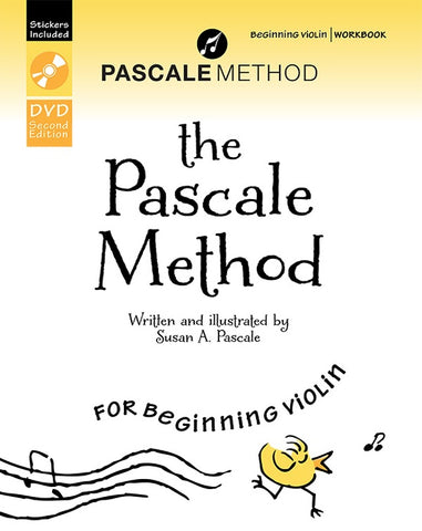 The Pascale Method: For Beginning Violin (2nd Edition) By Susan Pascale
