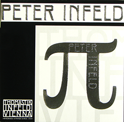 Peter Infeld 4/4 Violin D SYN/SILV