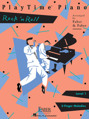 PlayTime® Piano Rock 'n' Roll Level 1