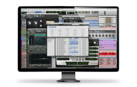 Pro Tools - 128 Voice Pack - Annual Subscription