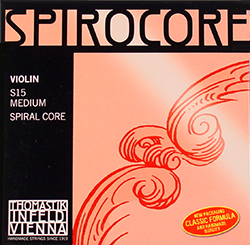 Spiriocore 4/4-3/4 Double Bass SET WEICH