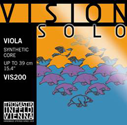 Vision Solo Viola G SLVR WND ON S