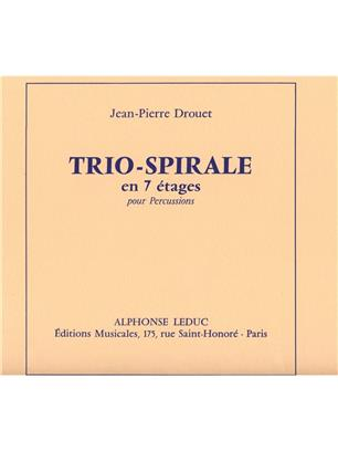 Trio-spirale, En 7 Etages (percussion Ensemble)