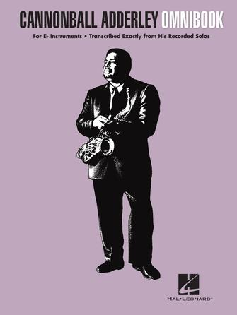 Cannonball Adderley – Omnibook For E-flat Instruments