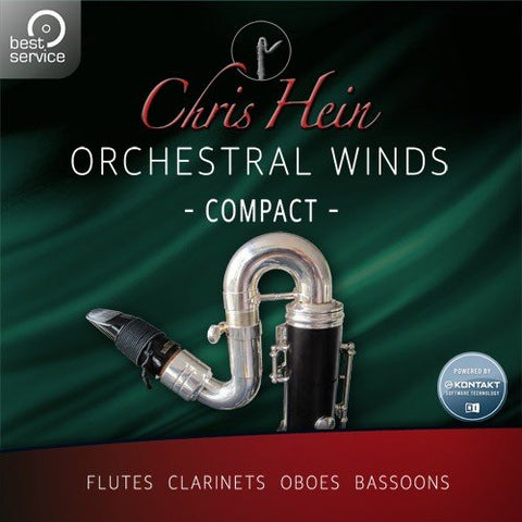 Chris Hein Winds Compact - Sampled Woodwinds