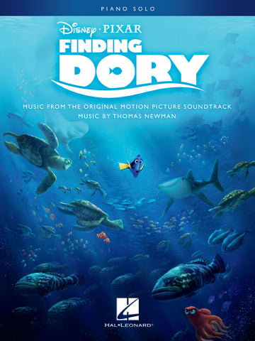 Finding Dory Music from the Motion Picture Soundtrack Composer: Thomas Newman