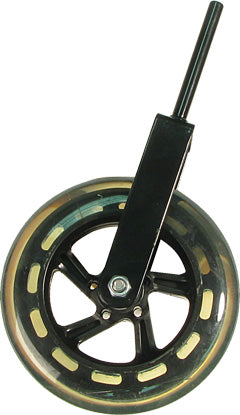 Glasser Bass Transport Wheel - 10 mm Shaft