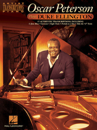 Oscar Peterson Plays Duke Ellington Piano Artist Transcriptions