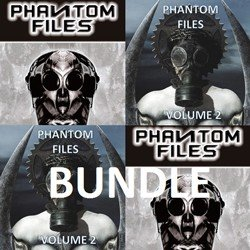 Phantom Files Vol. 1 + 2 Bundle