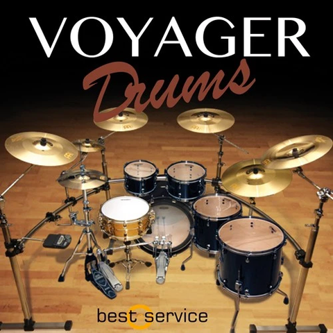 Voyager Drums