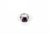 London Eye Ring Amethyst