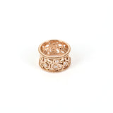 Venetian Scroll Diamond Ring