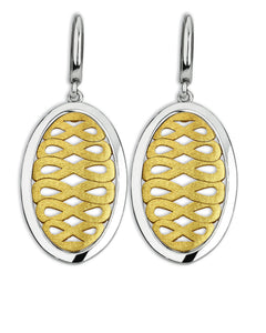 Bella Italiana Infinity Earrings