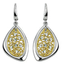 Bella Italiana CZ Lace Earrings