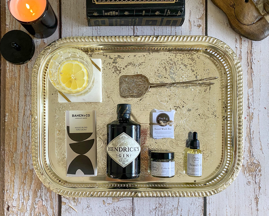 'For the Love of Beards' Mens Gift Box