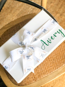 'Sweet Girl' Baby Gift Box