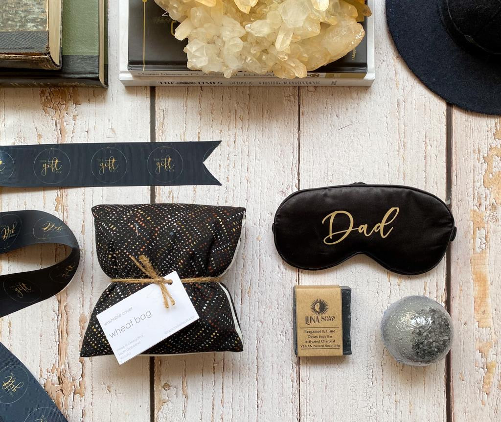 'A Gentleman's Downtime' Mens Gift Box