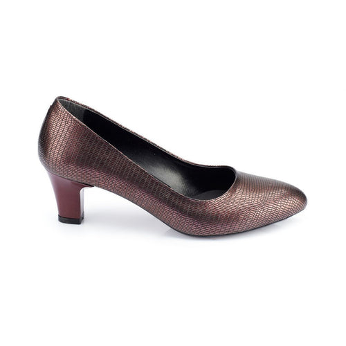 Women's Claret Red Shoes