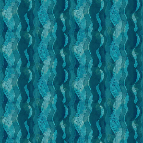Green Seaweed - Quilting Cotton [1yd]