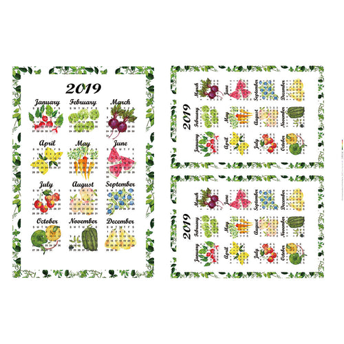 2019 Great Gardens - Linen + Cotton [1yd]