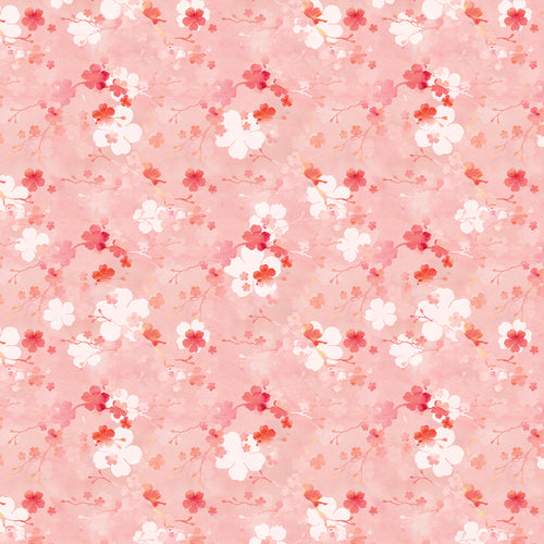 Cherry Blossom Pink - Quilting Cotton [1yd]