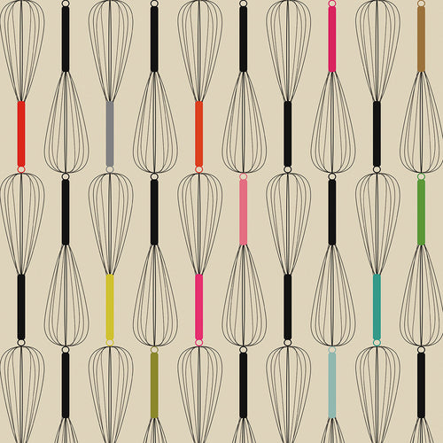 Whip It Up Sand - Quilting Cotton [1yd]