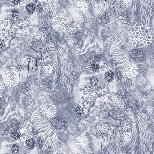Jellyfish Ocean Mist - Quilting Cotton [1yd]