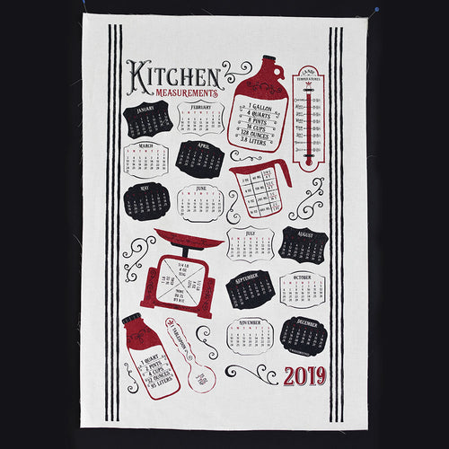 2019 Kitchen Conversions - Linen + Cotton [1yd]