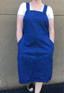 Overall Dress - Vintage Pygmy