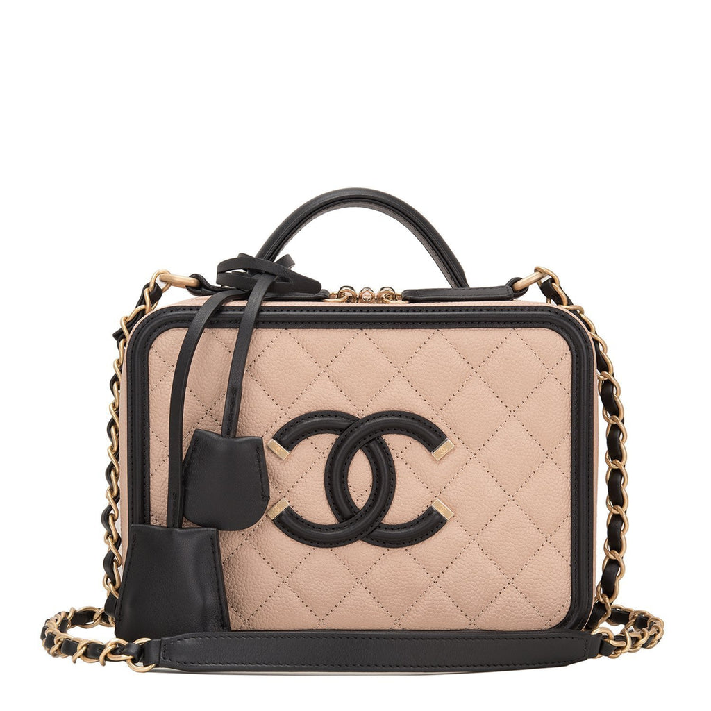 CHANEL VANITY CASE PINK - Boss Ladies