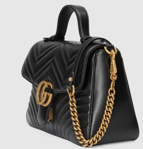 GUCCI MARMONT S TOP HANDLE - Boss Ladies