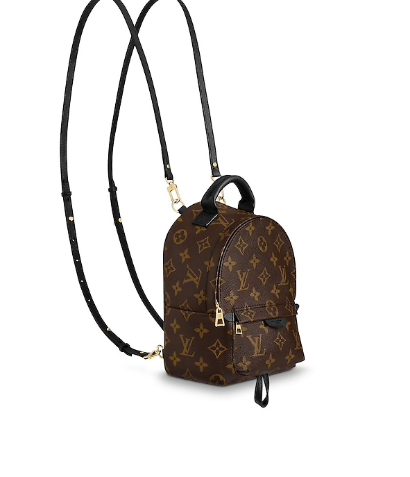 37e4fbeb7 Load image into Gallery viewer, LOUIS VUITTON PALM SPRINGS BACKPACK MINI ...