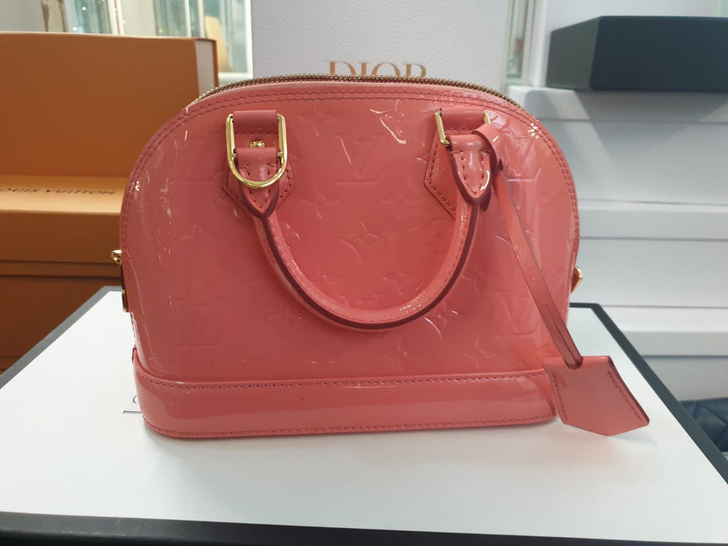 PRE-OWNED LOUIS VUITTON ALMA BB - Boss Ladies