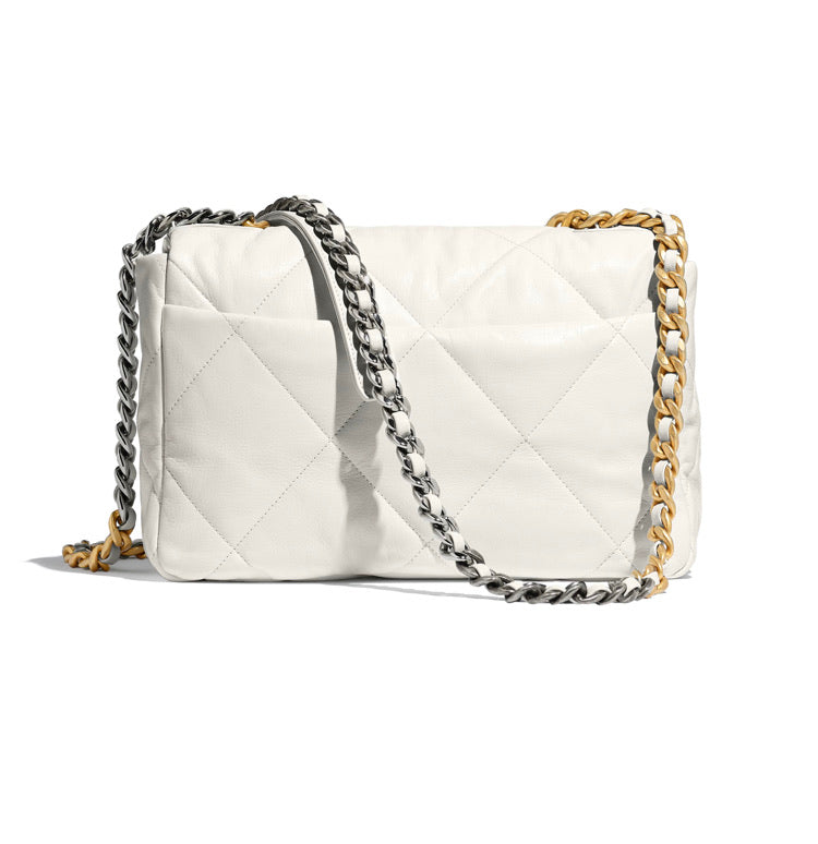 CHANEL 19 LARGE FLAP BAG - Boss Ladies