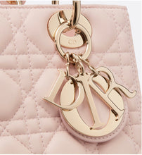 Load image into Gallery viewer, DIOR LADY LAMBSKIN BAG