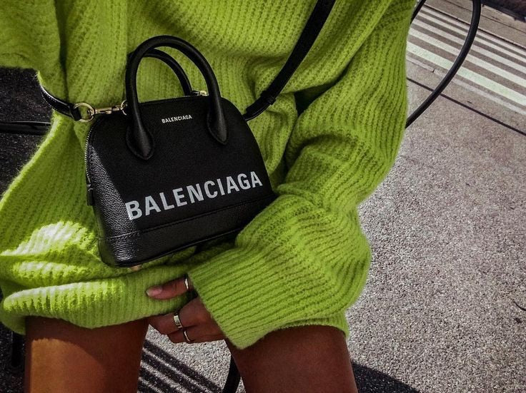 PRE-OWNED BALENCIAGA VILLE TOP HANDLE XXS - Boss Ladies