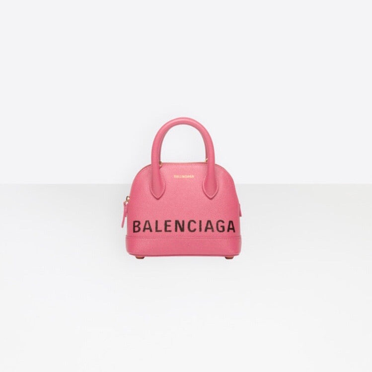 BALENCIAGA VILLE TOP HANDLE XXS