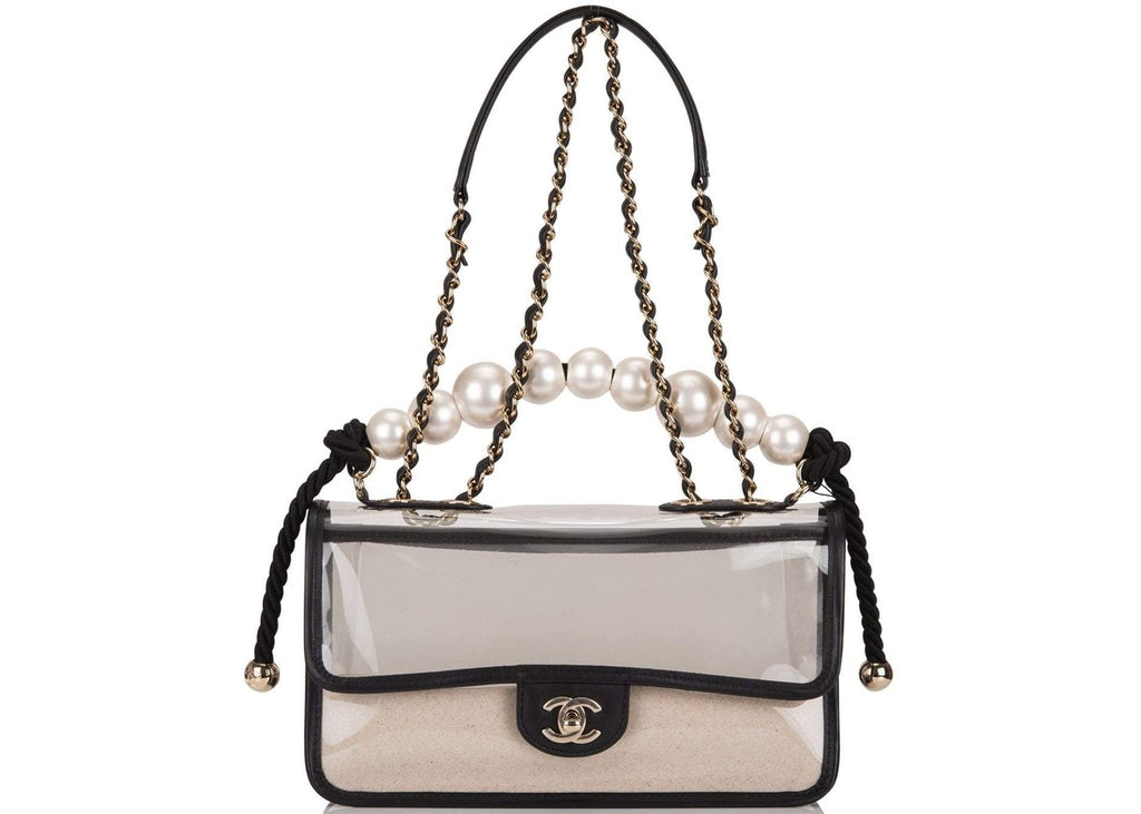 CHANEL SAND BY THE SEA FLAP BAG - Boss Ladies