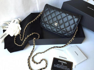 CLASSIC WALLET ON CHANEL