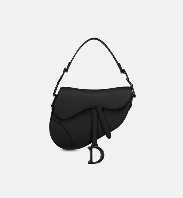 DIOR SADDLE ULTRA-MATTE BAG - Boss Ladies