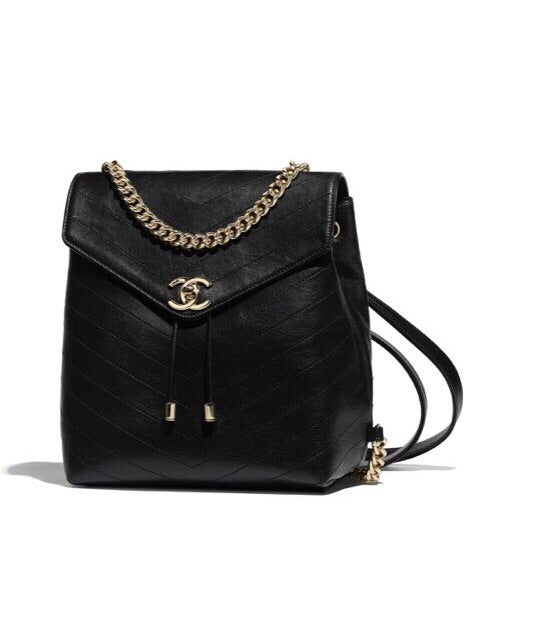 CHANEL SOFT CALFSKIN BACKPACK